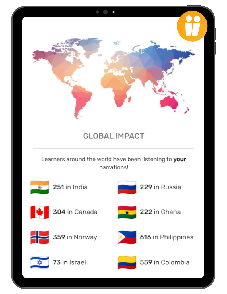 Weekly Impact Report