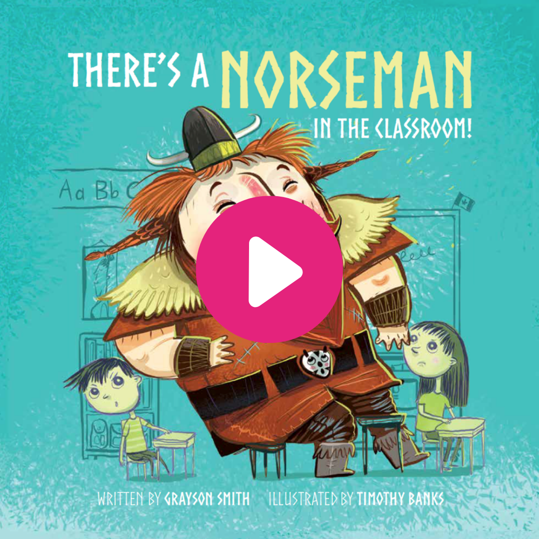 """""""There's a Norseman in the Classroom"""" by Grayson Smith"""