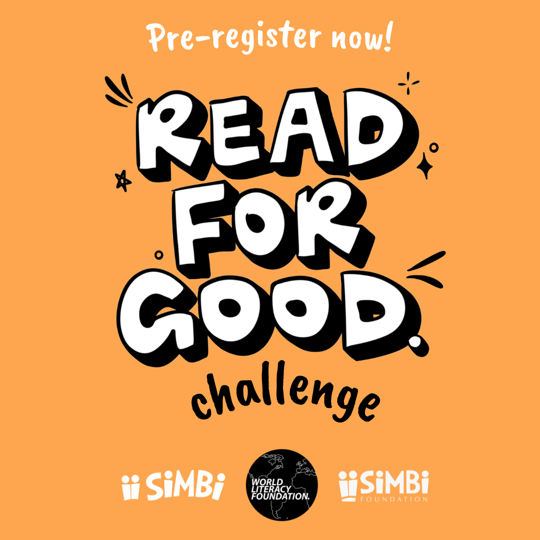 Read for Good Challenge 2021